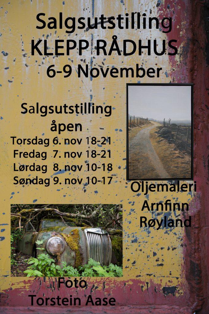 Plakat Utstilling 2014